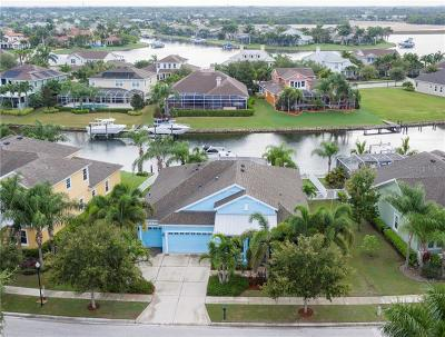 Apollo Beach Single Family Home For Sale: 623 Manns Harbor Drive