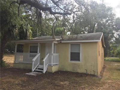 Tampa Single Family Home For Sale: 703 E Skagway Ave