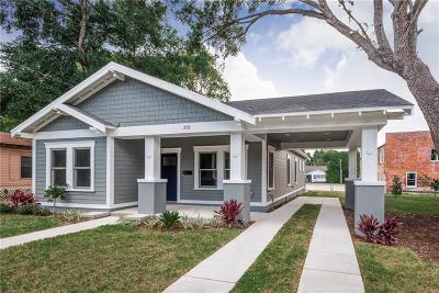 Tampa Single Family Home For Sale: 312 E Adalee Street