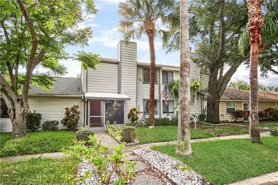 Tampa Townhouse For Sale: 4710 Stonepointe Place