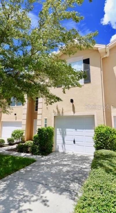 Tampa Townhouse For Sale: 6252 Ashbury Palms Drive