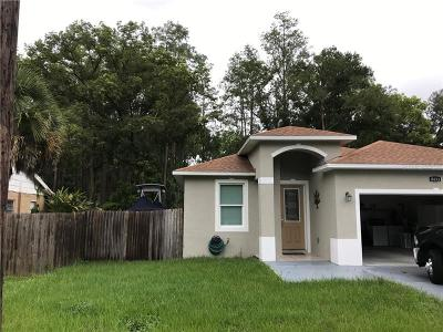 Tampa Single Family Home For Sale: 8433 N Jones Avenue