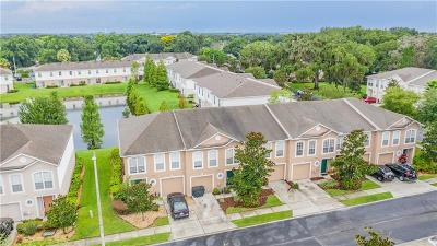 Tampa Townhouse For Sale: 9819 Ashburn Lake Dr