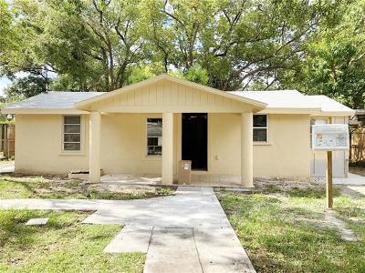 Tampa Single Family Home For Sale: 2119 W Rio Vista Avenue