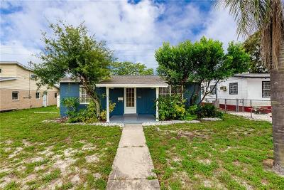 Gulfport Single Family Home For Sale: 4988 Jersey Avenue S