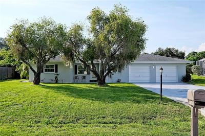 North Fort Myers Single Family Home For Sale: 1956 Indian Creek Drive