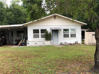 Zephyrhills FL Single Family Home For Sale: $100,000