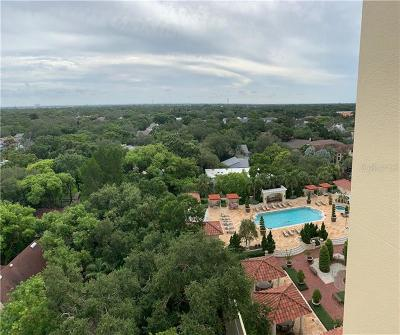 Condo For Sale: 4201 Bayshore Boulevard #1002