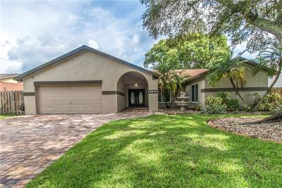 Tampa Single Family Home For Sale: 11403 Country Oaks Drive
