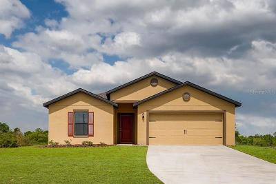Brooksville FL Single Family Home For Sale: $236,900