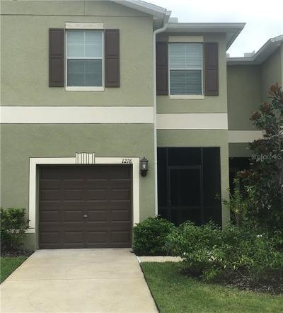 Apollo Beach, Brandon, Citrus Park, Dover, Gibsonton, Lithia, Lutz, Lutz (tampa Area), Odessa, Plant City, Riverview, Ruskin, Seffner, Sun City Center, Tamp, Tampa, Temple Terrace, Thonotosassa, Unincorporated, Valrico, Wimauma, Zephyrhills Rental For Rent: 1218 Acadia Harbor Place