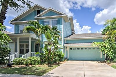 Apollo Beach Single Family Home For Sale: 5201 Covesound Way