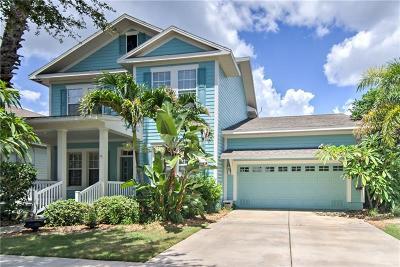 Apollo Beach FL Single Family Home For Sale: $489,900