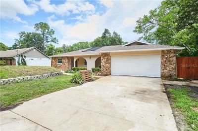 Lutz Single Family Home For Sale: 18603 Yocam Avenue