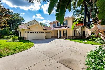 Tampa Single Family Home For Sale: 2113 Carroll Landing Drive