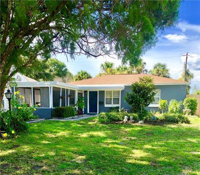 Tampa Single Family Home For Sale: 4411 W Wallcraft Avenue
