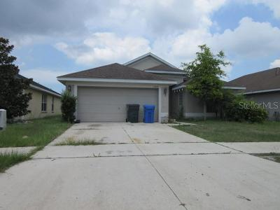 Riverview Single Family Home For Sale: 14447 Barley Fld Drive