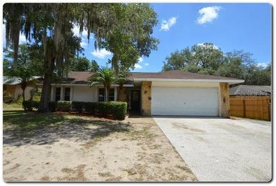 Brandon FL Single Family Home For Auction: $185,000
