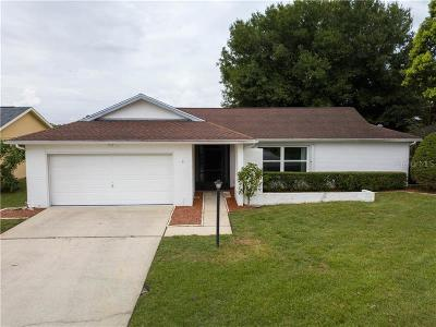 New Port Richey Single Family Home For Sale: 3606 Player Drive
