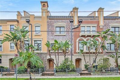 Tampa Townhouse For Sale: 2224 Soho Bay Court