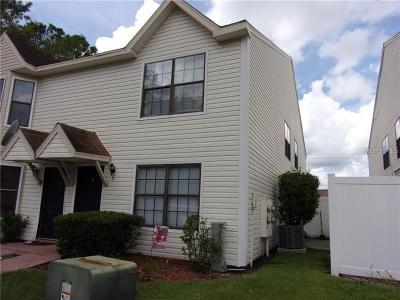 Plant City FL Townhouse For Sale: $73,900