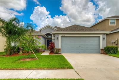 Ruskin Single Family Home For Sale: 2432 Dovesong Trace Drive