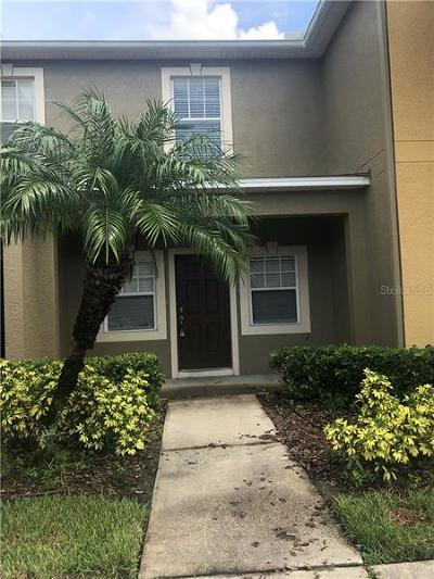 Wesley Chapel Townhouse For Sale: 31147 Flannery Court
