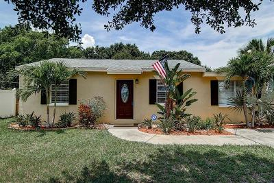 Tampa Single Family Home For Sale: 4007 S Trask Street