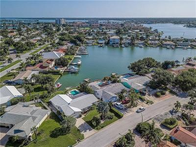 St Pete Beach Single Family Home For Sale: 22 Bellevue Drive