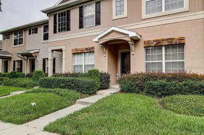 Hillsborough County Townhouse For Sale: 15742 Fishhawk Falls Drive