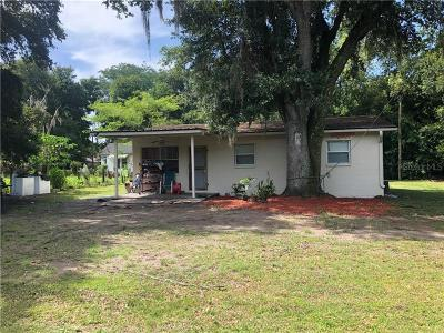 Plant City Multi Family Home For Sale: 13 S Morgan Street SE