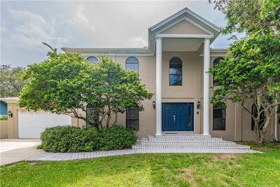 Tarpon Springs Single Family Home For Sale: 1037 Peninsula Avenue
