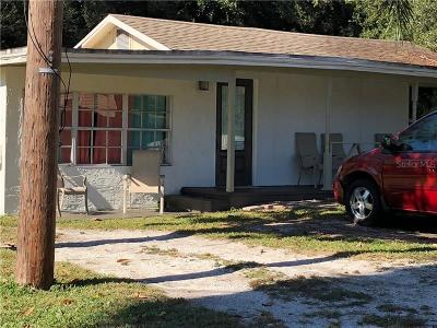 Plant City Single Family Home For Sale: 2613 Highland Avenue