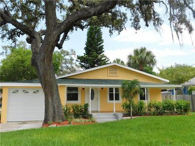 Clearwater Single Family Home For Sale: 808 Tuskawilla Street