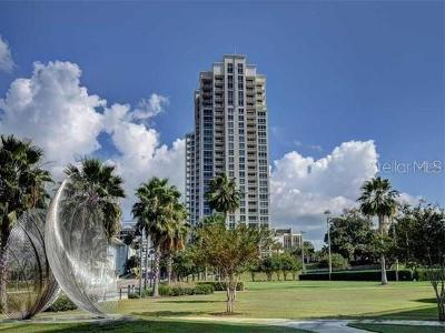 Clearwater Condo For Sale: 331 Cleveland Street #603