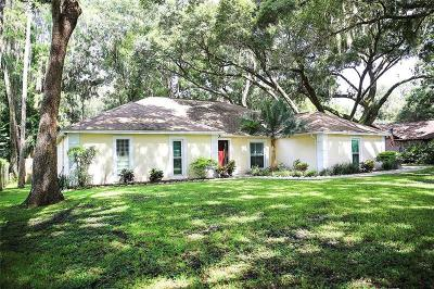 Tampa Single Family Home For Sale: 16103 Chancery Place