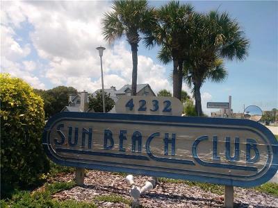 New Smyrna Beach Condo For Sale: 4248 Sun Village Court #14A