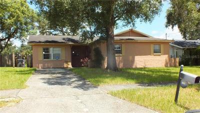 Tampa Single Family Home For Auction: 7328 Sequoia Drive