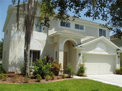 Hillsborough County, Pasco County, Pinellas County Single Family Home For Sale: 4005 Fishermans Cove Court