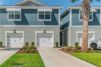 Hillsborough County, Pasco County, Pinellas County Townhouse For Sale: 1406 Sunset Wind Loop
