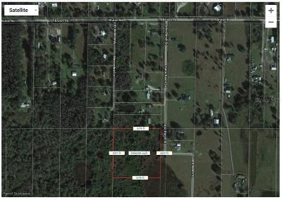 Plant City Residential Lots & Land For Sale: Gator Ranch Street