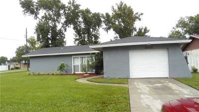 Tampa Single Family Home For Sale: 14533 Knollridge Drive