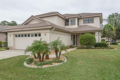 Palm Harbor Single Family Home For Sale: 4393 Water Oak Way