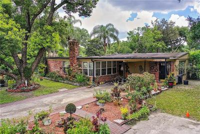 Hillsborough County Single Family Home For Sale: 208 Mission Hills Avenue
