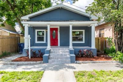 Tampa Single Family Home For Sale: 2341 W Walnut Street