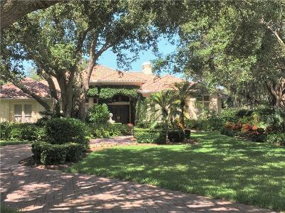Osprey Single Family Home For Sale: 384 Bunker Hill