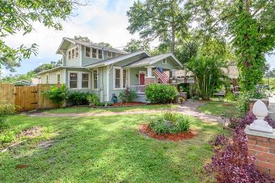 Single Family Home For Sale: 606 E Louisiana Avenue