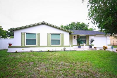 Tampa Single Family Home For Sale: 3505 Breezewood Drive