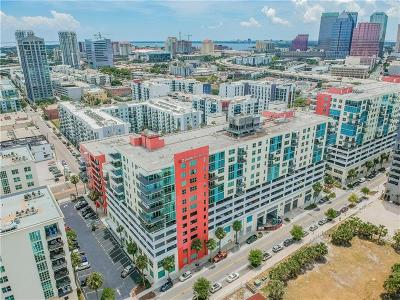 Tampa Condo For Sale: 1120 E Kennedy Boulevard #1412