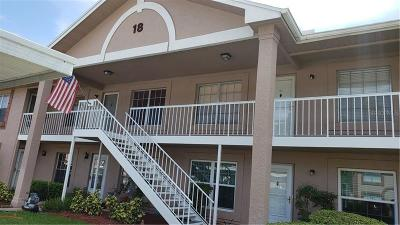 Pasco County Condo For Sale: 4826 Myrtle Oak Drive #22